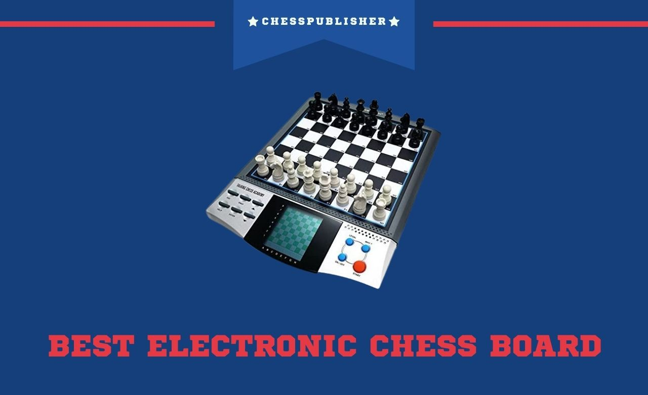 Best Electronic Chess Board