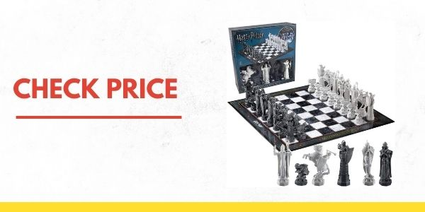 Noble Collection NN9002 Harry Potter Wizard's Chess